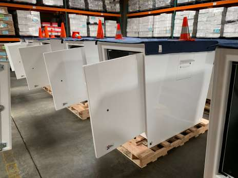 Ballot Drop Box Quality Control