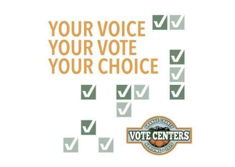 Downloadable Vote Center Brochure